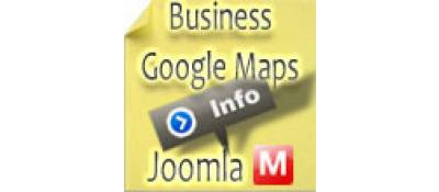 Business Google Map