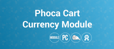 Phoca Cart Currency