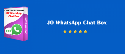 JO WhatsApp Chat Box
