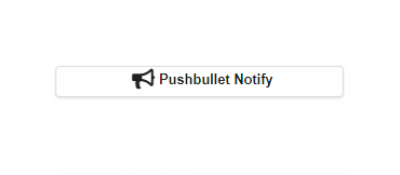 Pushbullet Notify Action for Chronoforms v6