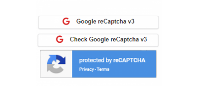 Google reCaptcha v3 for Chronoforms v6