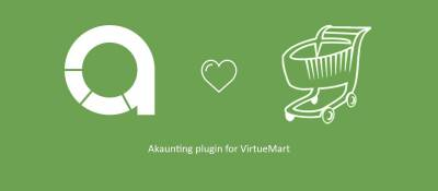Akaunting for VirtueMart
