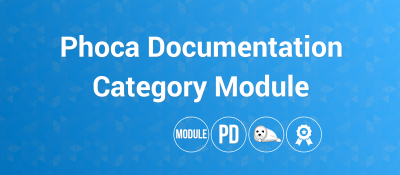 Phoca Documentation Category