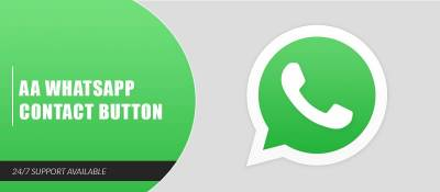 AA WhatsApp Contact Button