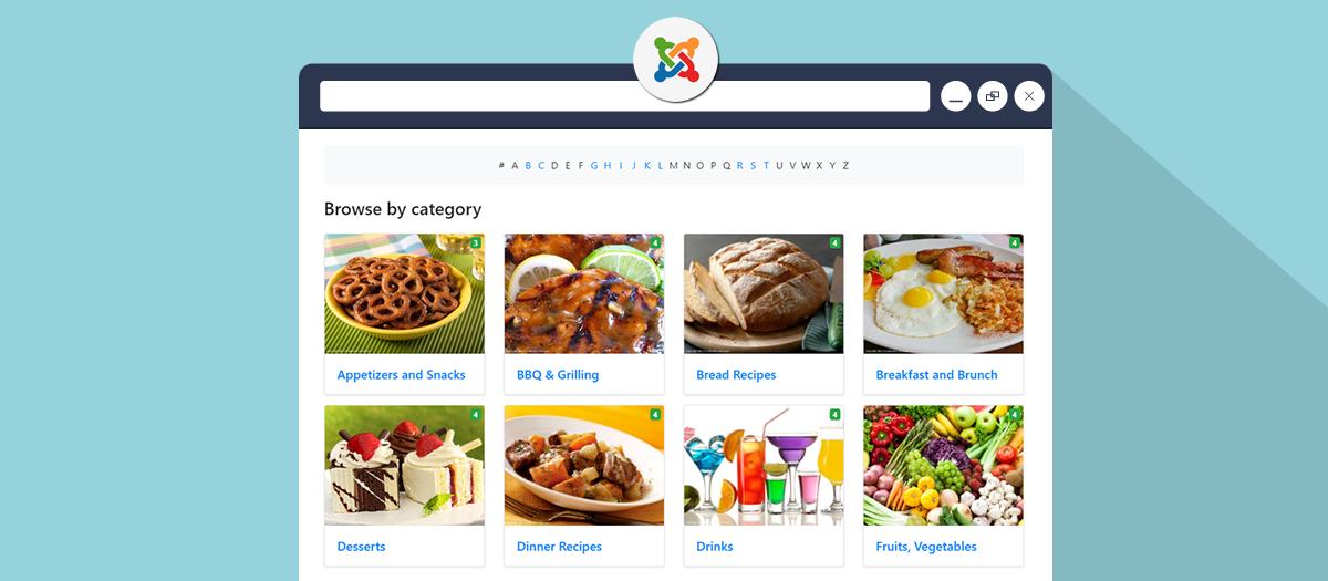 Joomrecipe By Joomboost Joomla Extension Directory