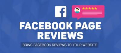 Facebook Page Reviews