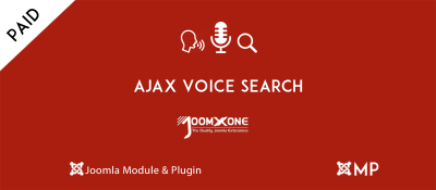 Ajax Voice Search