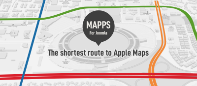 Mapps - The shortest route to Apple Maps