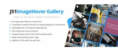 J51 - ImageHover Gallery