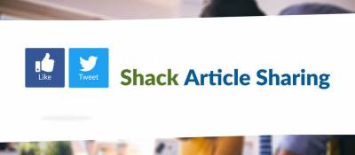 Shack Article Sharing