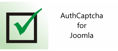 AuthCaptcha for Joomla