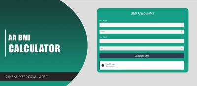 AA BMI Calculator