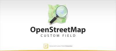 OpenStreetMap - Advanced Custom Fields