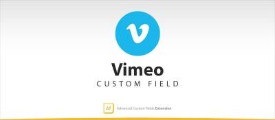 Vimeo - Advanced Custom Fields
