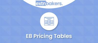 EB Pricing Tables