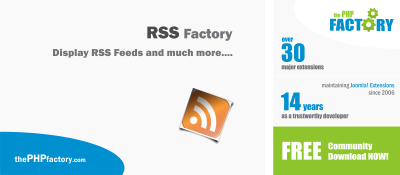 RSS Factory (lite version)