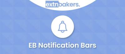 EB Notification Bars