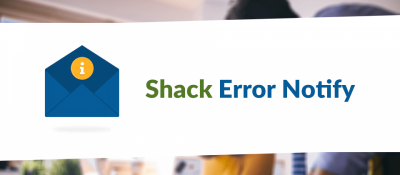 Shack Error Notify
