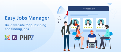 Easy Jobs Manager