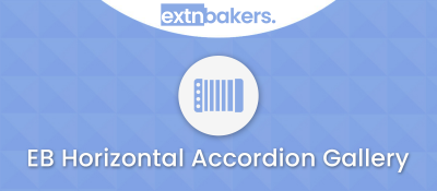 EB Horizontal Accordion Gallery