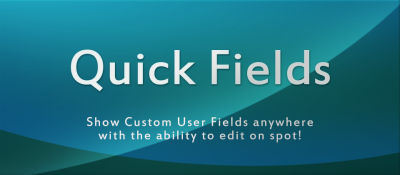 Quick Fields