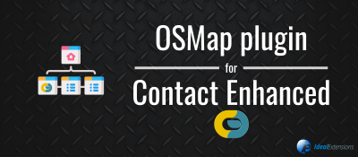 Contact Enhanced for OSMap
