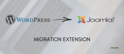 CMS2CMS: Automated WordPress migration for Joomla