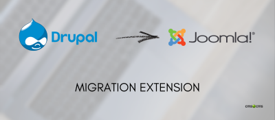 CMS2CMS: Automated Drupal migration for Joomla