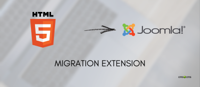 CMS2CMS: Automated HTML migration for Joomla