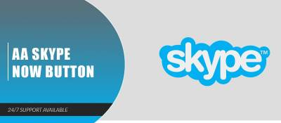 AA Skype Now Button