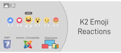 Emoji Reactions for K2