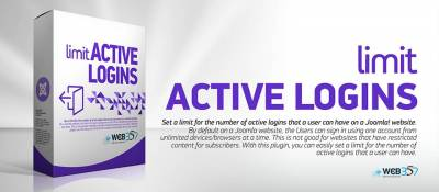Limit Active Logins