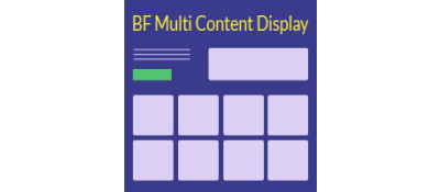 BF Multi Content Display