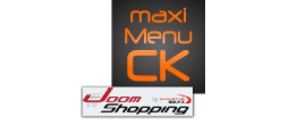 Maximenu CK for Joomshopping