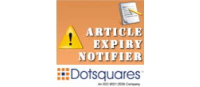 Article Expiry Notifier