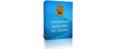 Intelephant AuthorBio for Joomla