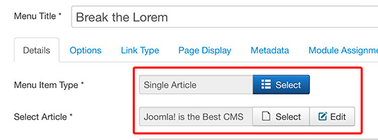 joomla page break plugin tabs
